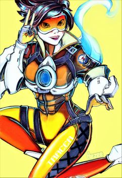 Tracer by Hezee