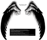 Arch Angel Wings - Rough Transition by Thy-Darkest-Hour