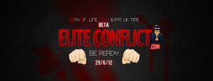 Elite Conflict Beta Launch by Kinetic9074