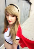 Supergirl: Candid by HarleyTheSirenxoxo