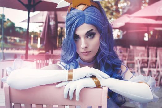 Star Guardian Janna - League of Legends by ValentinaKryp