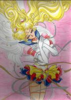 Eternal Sailor Moon by Amyranth