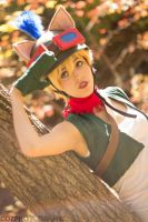 Captain Teemo, reporting in! by TrappedPetals