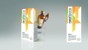 Neoflavina Package Design by pho3nix-bf