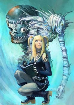 the death note by cuson