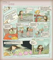 Childrens Comicbook Books Pages-03 By Hatice Bayra by eydii