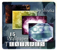 Wallpaper Textures Set7 by spiritcoda