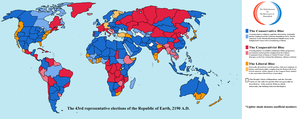 The Election by Goliath-Maps