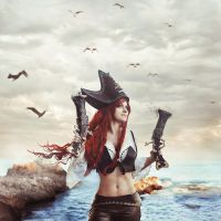 League of Legends - Miss Fortune by vensii