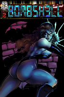 Bombshell No. 2 Print Cover by Abt-Nihil