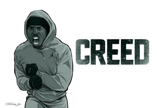 Creed by sketchmasterskillz