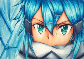 Sinon - SAO 2 by KilluaZoldyck-Hunter