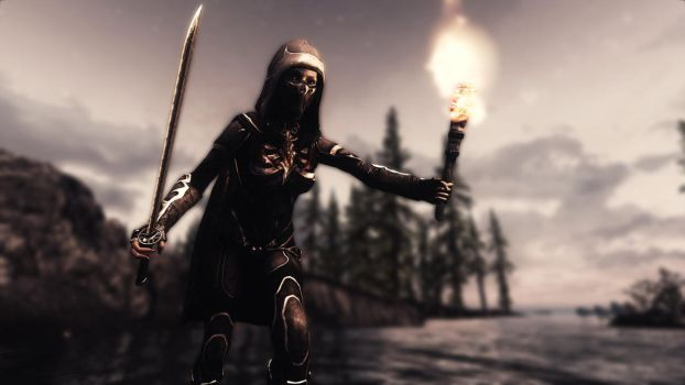 Devika - Passing the Torch by UnrealWarfare