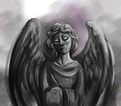 Dont Blink by LonelyFerret