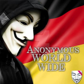 Anonymous world wide Germany by Valkyrie-Gaurdian