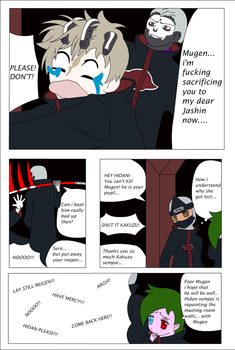 Hidan's troublesome day 2.3 by Thorit