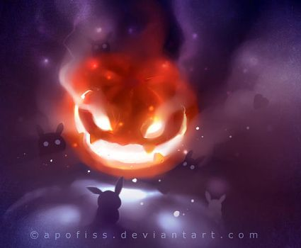 all hallows by Apofiss