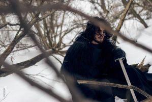 Jon Snow cosplay by shproton