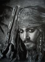 Jack Sparrow .. by AnoukR