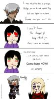 Hawke is not available by Achico-Xion