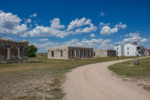 Fort Laramie Wyoming (9) by artisticimposter