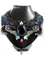 Necklace: Hecate by annafjellborg