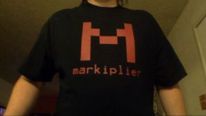 Markiplier Shirt by roxaslook-alike