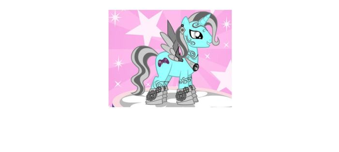 My MLP OC Charactor #1 by Celwind