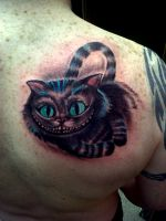 cheshire cat. by nirpa