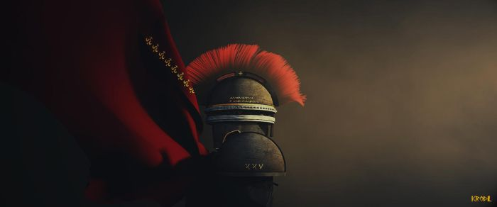 Gladiator by Krodil