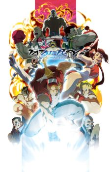 Fatal Fury 2 by theCHAMBA