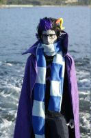 Eridan Ampora by AshesAndRainbows