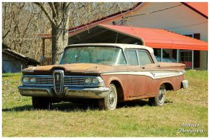 An Old  Edsel by TheMan268