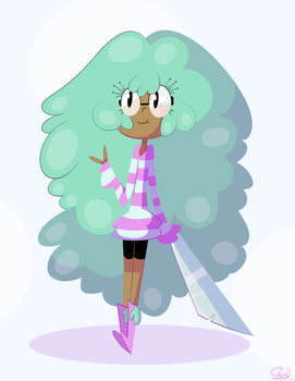 Kelly Redraw by tctwig
