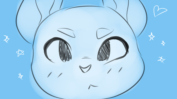 BUNNY ANIMATION by kilIerqueen