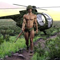 154a Soldier 02 by homoeros