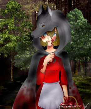 Twist Fate-Red Ridding Hood by Zager15