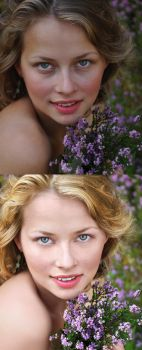 Retouch Before and After 103 by Holly6669666