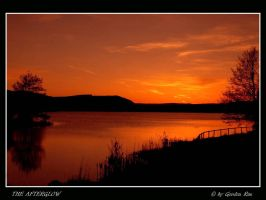 THE AFTERGLOW by gordonrae