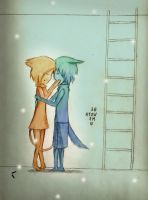 Draw With Me - Another Ending by Leafiie
