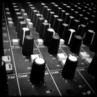 Mixing Desk 4 by Baggie23