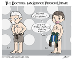 The Doctors - Fan Service Version - 8.5 and 12 by caycowa
