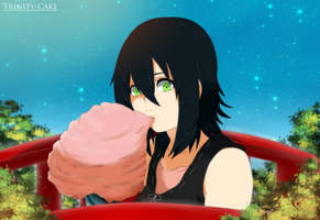 +Cotton Candy+ by Trinity-Cake