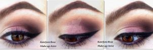 Valentine's Day makeup look 2 by KatelynnRose