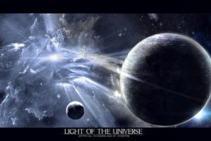 Light of the Universe by webby85