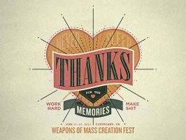 WMC Fest - Thanks by gomedia