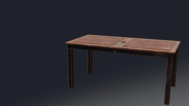 Used Table by Dolahol