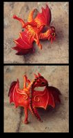Dragon baby Twinkle by hontor
