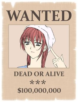 Wanted ID by Ran-chan611