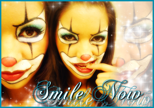 SMILE NOW..... by MaKEuPWHoRE